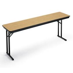 "18"" x 72"" Seminar Folding Table, 41347"