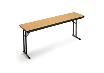"Folding Seminar Table - 18"" x 96"", 46457"
