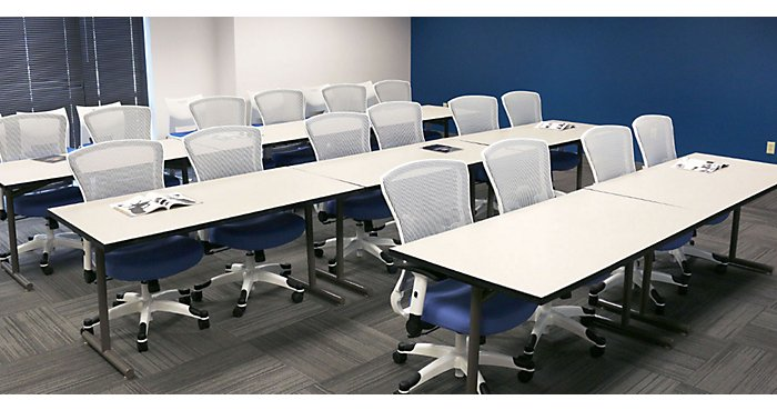 How to Set Up a Productive Training Room | NBF Blog