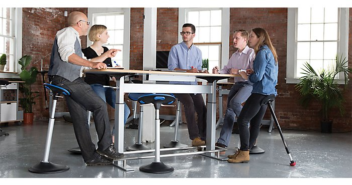 How to Hold More Active Meetings