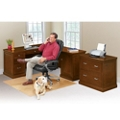 Statesman Right L-Desk Set, 13457