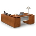 Santa Clara L Desk with Right Return, 13554