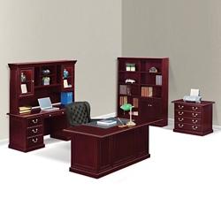 Cumberland Executive Desk Suite, 13882