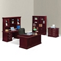 Cumberland Executive Desk Suite, 13882