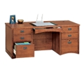 Mission Oak Executive Desk, 10936