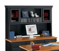 Distressed Black Hutch, 15225