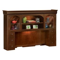 Desktop Hutch | Computer Overhead Storage for Desks in the Home ...