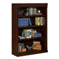 "Four Shelf Traditional Bookcase - 48""H, 32552"