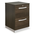 "Metropolitan 18""W Two Drawer File Pedestal, 34949"