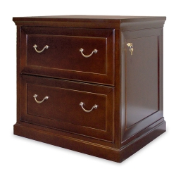32 W Two Drawer Lateral File