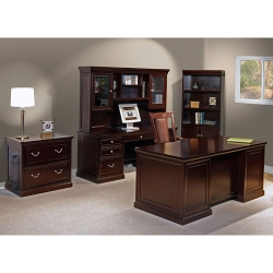 Espresso Five Piece Executive Office, 15937