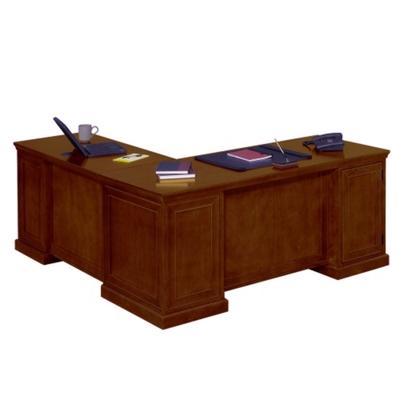 Statesman Executive L Desk With Right Return, 13169