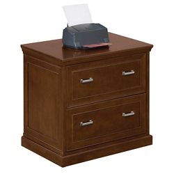 "Statesman 32"" W Two Drawer Lateral File, 30807"