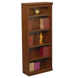 Traditional Bookcases   Shop Classic Office Bookshelves with Oak ...