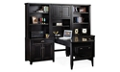 Distressed Finish Full Small Office Set, 15542