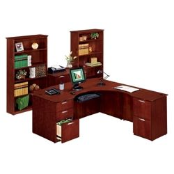 Clever L-Desk with Right Return Office Set, 86203