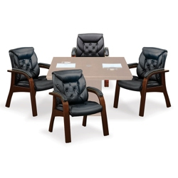 Set of Four Kingston Guest Chairs, 50984