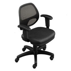 Mesh Back Conference Chair, 56813