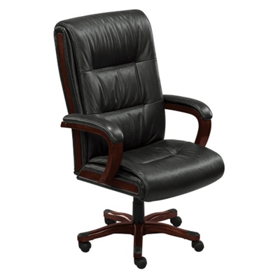 executive chairs shop executive office chairs at nbf com rh nationalbusinessfurniture com High Back Leather Club Chair High Back Leather Office Chair