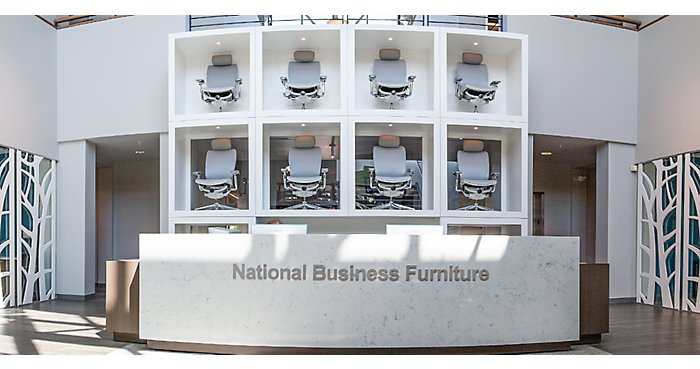 Office Tour: National Business Furniture