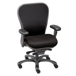 CXO Mid-Back Mesh Chair, 56746