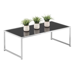Yield Glass Top Coffee Table, 75429-1