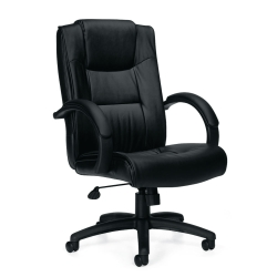Leather Executive Chair, 50648