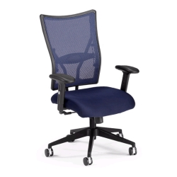 Mid-Back Mesh Chair, 56665