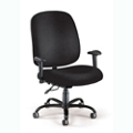 Big and Tall Ergonomic Task Chair with Arms, 50507