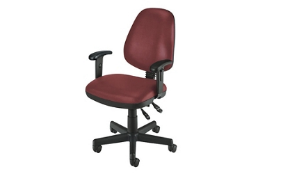 Mobile Vinyl Task Chair, 51653