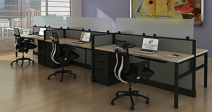 How to Set Up an Open Office Fast