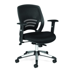 Mesh Back Manager Chair, 56867