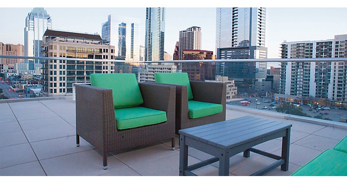 Now Trending: Outdoor Breakrooms | NBF Blog