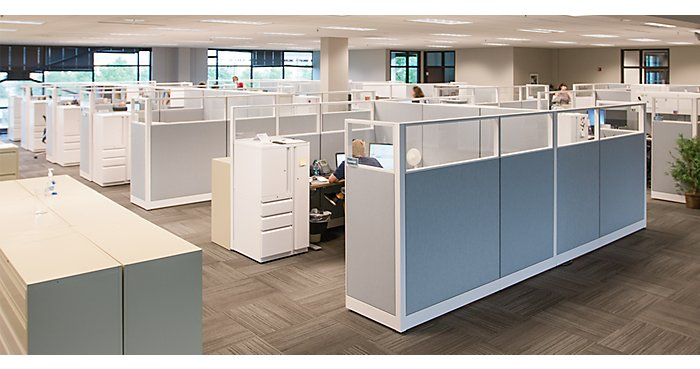The Complete Guide to Partitions, Cubicles & Room Dividers | NBF Blog