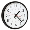"Peter Pepper 12"" Wall Clock, 25232"