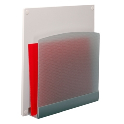 Peter Pepper Wall File and Chart Holder, 25248