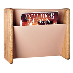 Peter Pepper One Pocket Magazine Rack, 25255