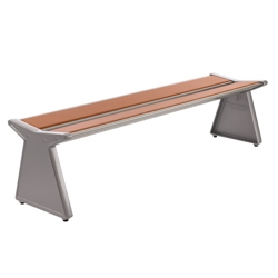 "Peter Pepper 84"" Wing Bench, 25282"