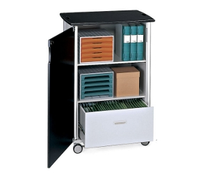 Storage Cabinet on Wheels, 43087