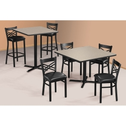 "48"" Square Standard Height Table, 44226"
