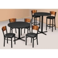 "36"" Round Bar Height Table, 44229"