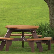 Polly Products Recycled Lumber Outdoor Furniture