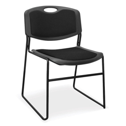Padded Stack Chair with 400 lb. Capacity, 51372