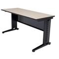 "Training Table with Liftable Top- 48"" x 24"", 41661"