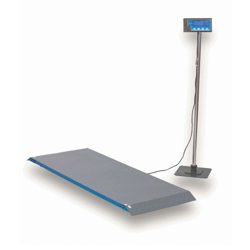 Brecknell 1000 lb Floor Scale, 25476