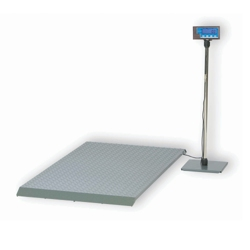 Brecknell 2000 lb Floor Scale, 25477