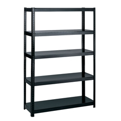 "Steel Shelving Unit - 48""W x 24""D x 72"" H, 36333"