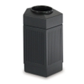 30 Gallon Pentagon Waste Receptacle, 90917
