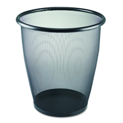 5-Gallon Steel Mesh Wastebasket, 90984