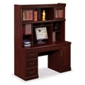 Traditional Credenza with Hutch, 13087